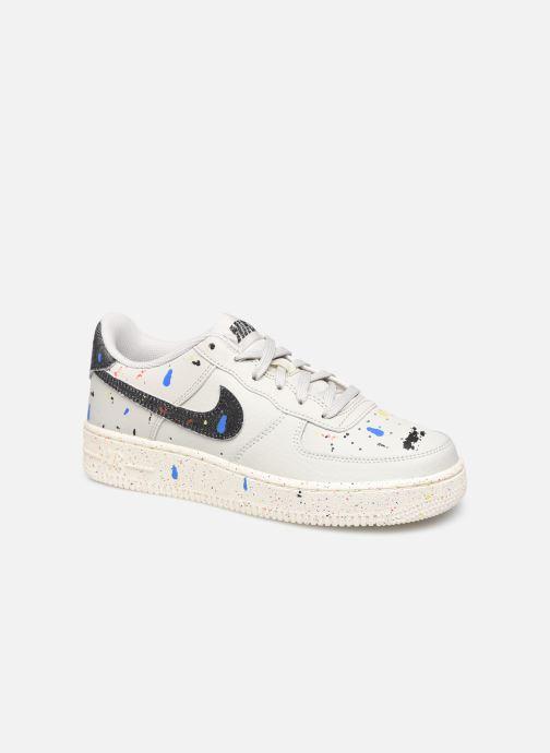 Sneakers Nike Air Force 1 Lv8 3 (Gs) Grijs detail
