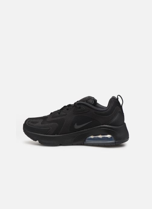 Baskets Nike Nike Air Max 200 (Gs) Noir vue face