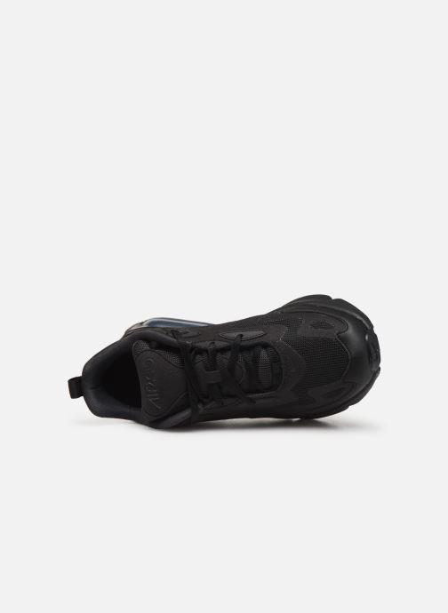 Baskets Nike Nike Air Max 200 (Gs) Noir vue gauche