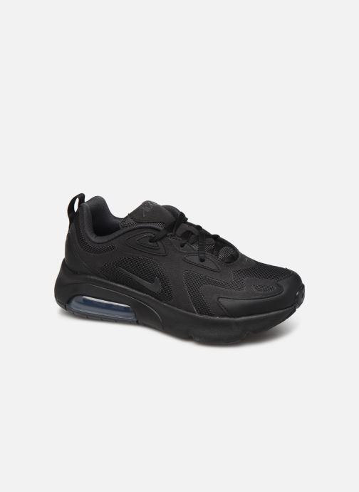 Baskets Nike Nike Air Max 200 (Gs) Noir vue détail/paire