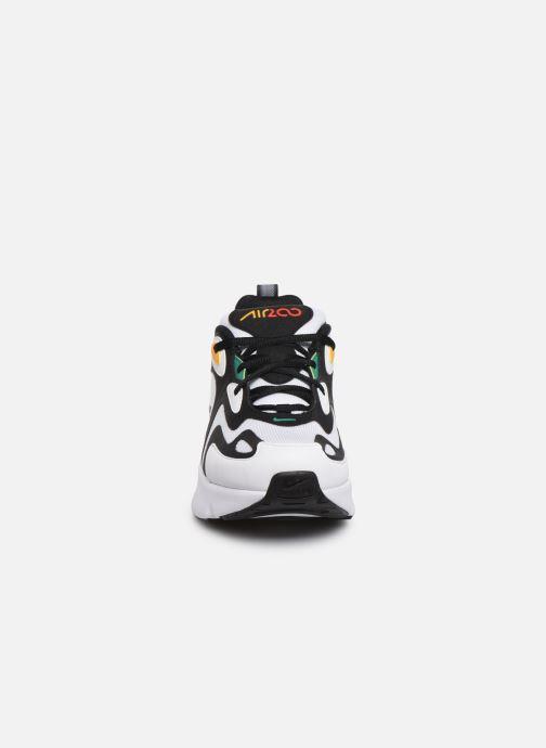 Sneaker Nike Nike Air Max 200 (Gs) weiß schuhe getragen
