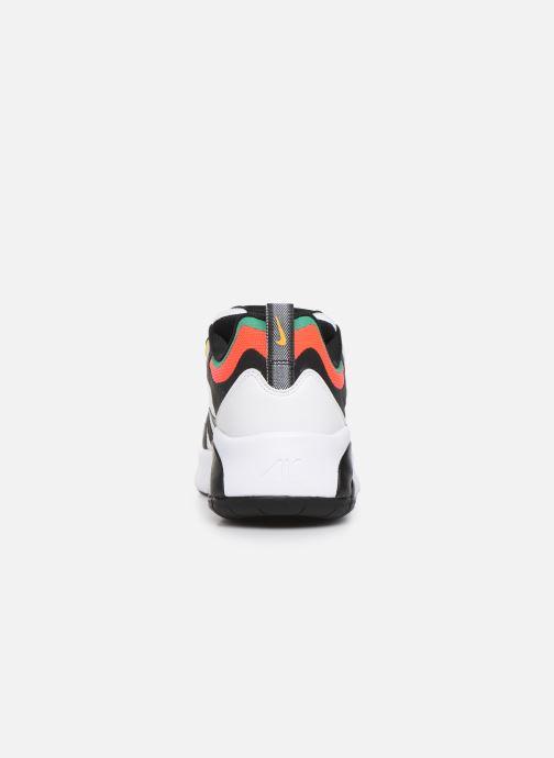 Baskets Nike Nike Air Max 200 (Gs) Blanc vue droite