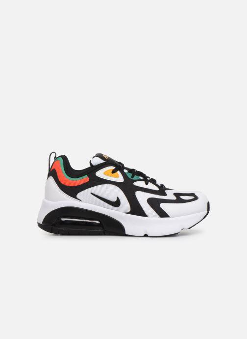 Sneakers Nike Nike Air Max 200 (Gs) Hvid se bagfra