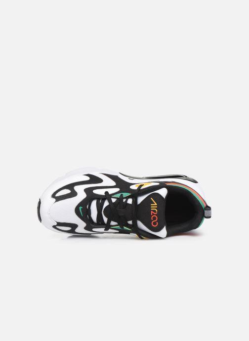 Sneaker Nike Nike Air Max 200 (Gs) weiß ansicht von links