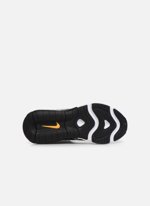 Baskets Nike Nike Air Max 200 (Gs) Blanc vue haut