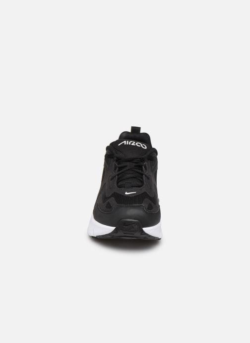 Sneakers Nike Nike Air Max 200 (Gs) Zwart model