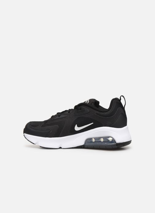 Nike Nike Air Max 200 (Gs) (Zwart) Sneakers chez Sarenza