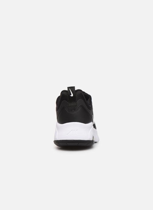 Baskets Nike Nike Air Max 200 (Gs) Noir vue droite