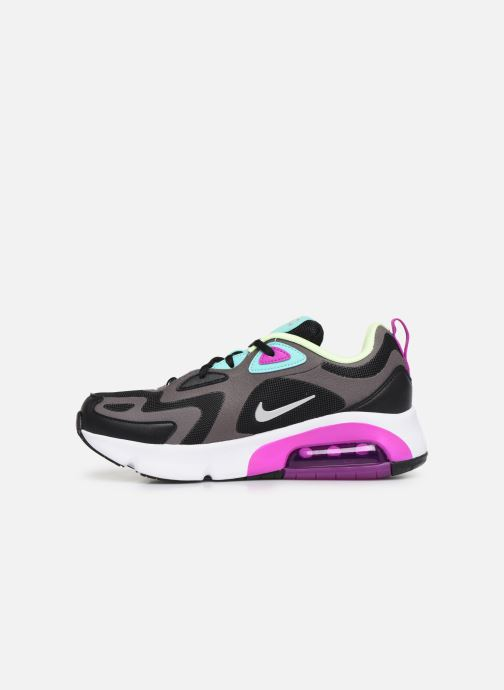 Sneakers Nike Nike Air Max 200 (Gs) Multicolore immagine frontale
