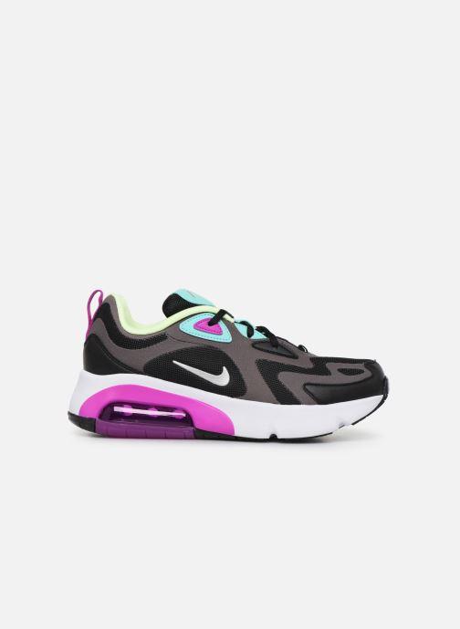 Deportivas Nike Nike Air Max 200 (Gs) Multicolor vistra trasera