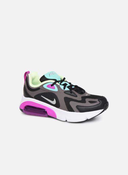 Deportivas Nike Nike Air Max 200 (Gs) Multicolor vista de detalle / par