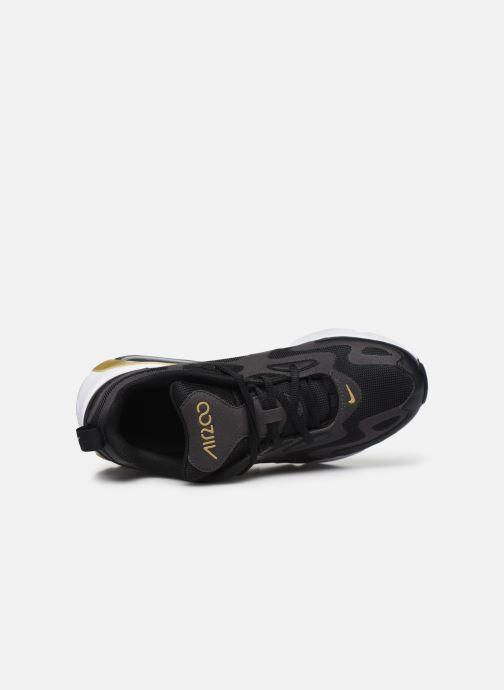 Sneakers Nike Nike Air Max 200 (Gs) Zwart links