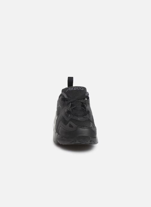 Sneaker Nike Nike Air Max 200 (Ps) schwarz schuhe getragen