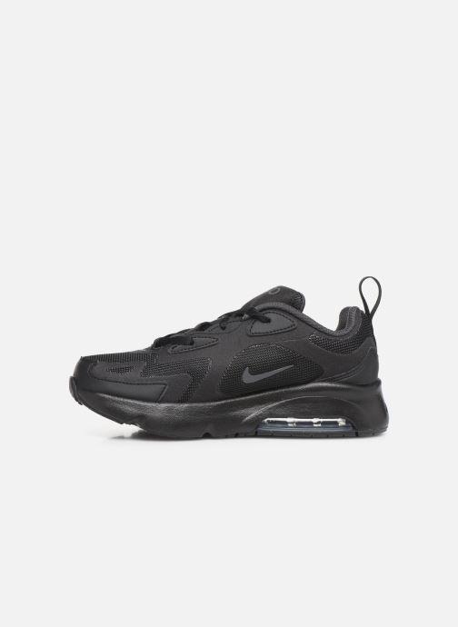 Baskets Nike Nike Air Max 200 (Ps) Noir vue face