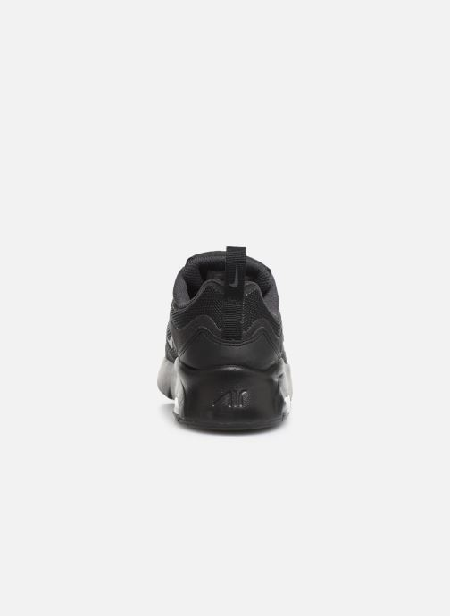 Deportivas Nike Nike Air Max 200 (Ps) Negro vista lateral derecha