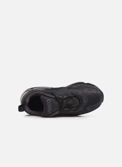 Baskets Nike Nike Air Max 200 (Ps) Noir vue gauche