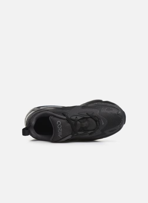 Deportivas Nike Nike Air Max 200 (Ps) Negro vista lateral izquierda