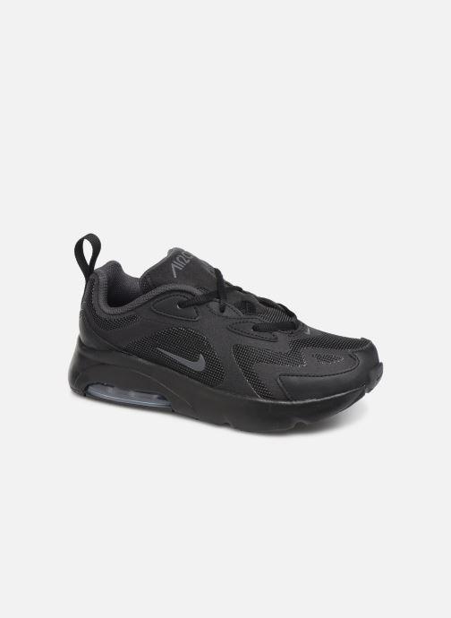 Deportivas Nike Nike Air Max 200 (Ps) Negro vista de detalle / par