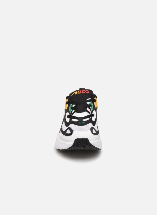 Sneaker Nike Nike Air Max 200 (Ps) weiß schuhe getragen