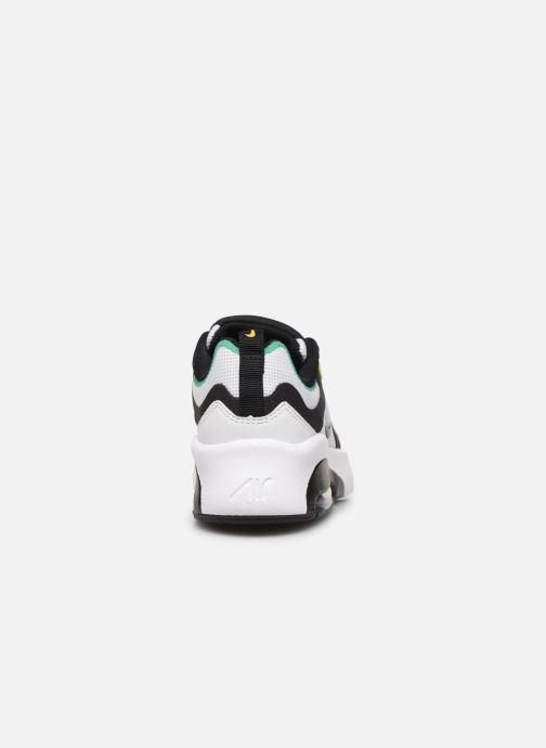 Sneaker Nike Nike Air Max 200 (Ps) weiß ansicht von rechts