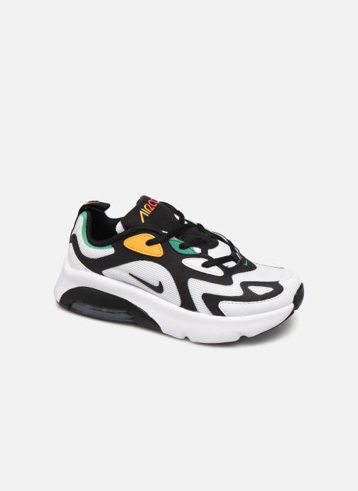 Sneaker Nike Nike Air Max 200 (Ps) weiß detaillierte ansicht/modell
