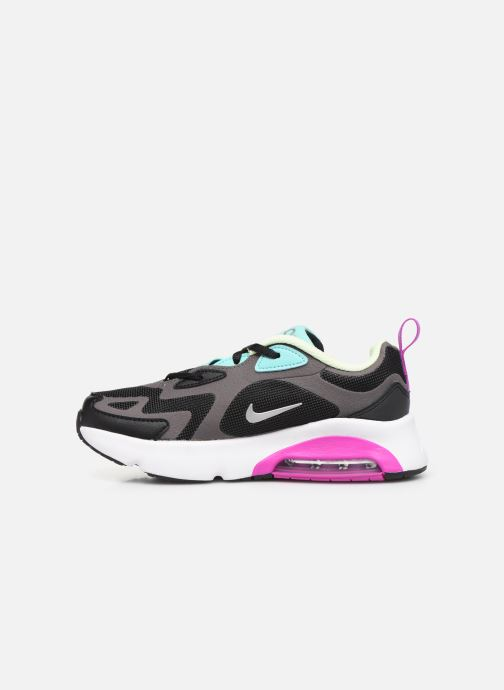 Sneakers Nike Nike Air Max 200 (Ps) Zwart voorkant