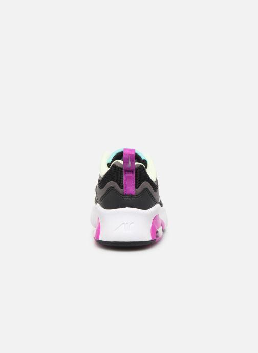 Sneakers Nike Nike Air Max 200 (Ps) Zwart rechts