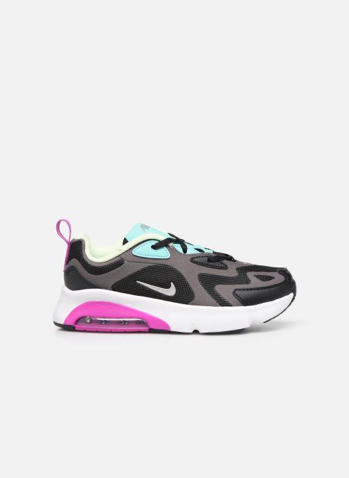 Sneakers Nike Nike Air Max 200 (Ps) Zwart achterkant