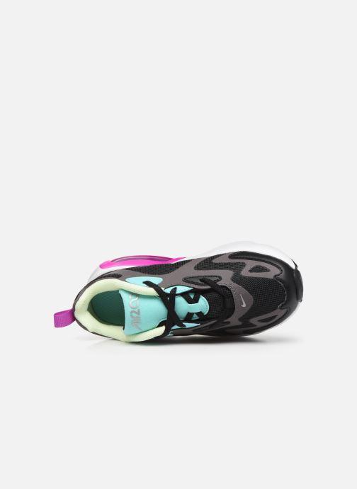 Sneakers Nike Nike Air Max 200 (Ps) Zwart links
