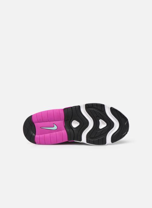 Sneakers Nike Nike Air Max 200 (Ps) Zwart boven