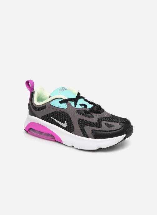 Sneakers Nike Nike Air Max 200 (Ps) Zwart detail