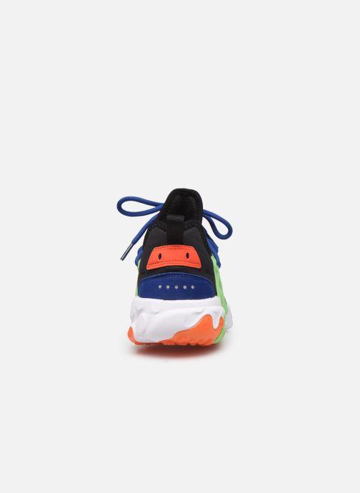 Baskets Nike Nike React Presto (Gs) Noir vue droite