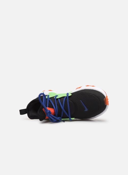 Baskets Nike Nike React Presto (Gs) Noir vue gauche
