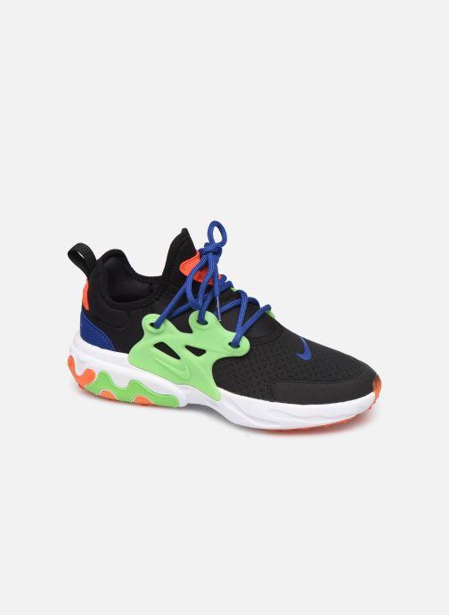 Baskets Nike Nike React Presto (Gs) Noir vue détail/paire