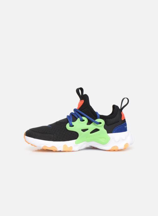 Baskets Nike Nike Rt Presto (Ps) Noir vue face
