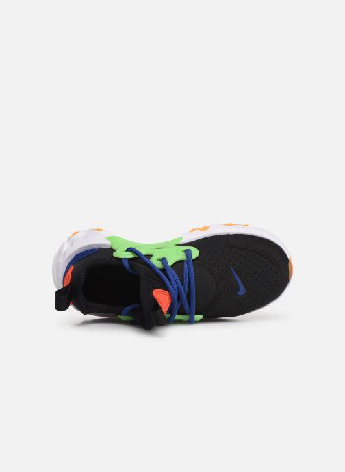 Baskets Nike Nike Rt Presto (Ps) Noir vue gauche