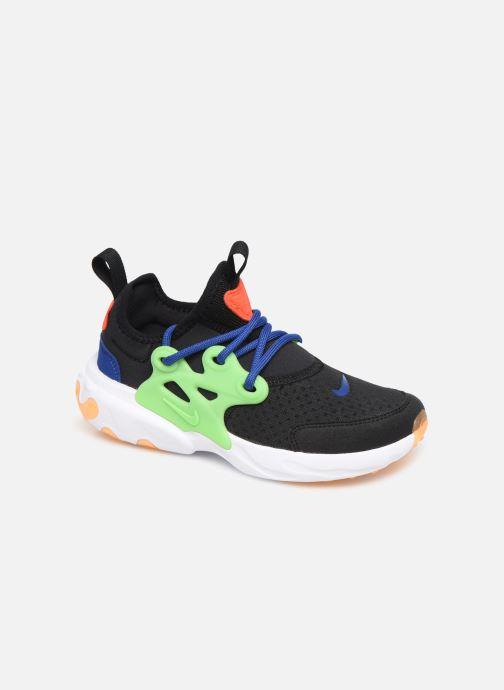 Baskets Nike Nike Rt Presto (Ps) Noir vue détail/paire