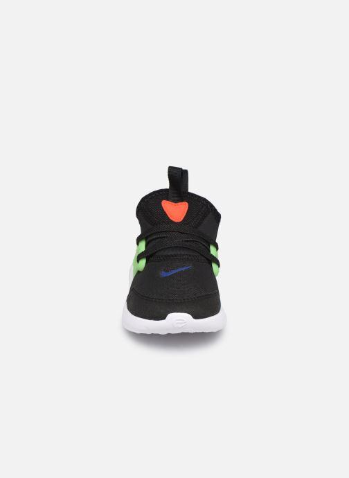 Deportivas Nike Nike Rt Presto (Td) Negro vista del modelo