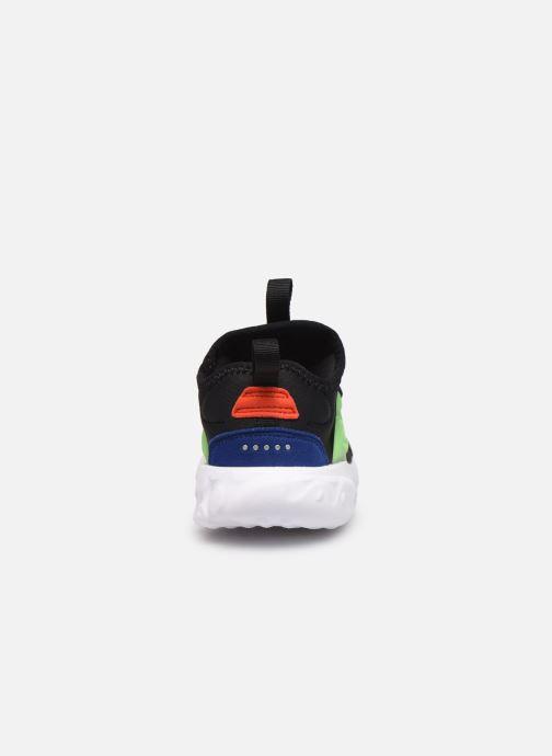 Deportivas Nike Nike Rt Presto (Td) Negro vista lateral derecha