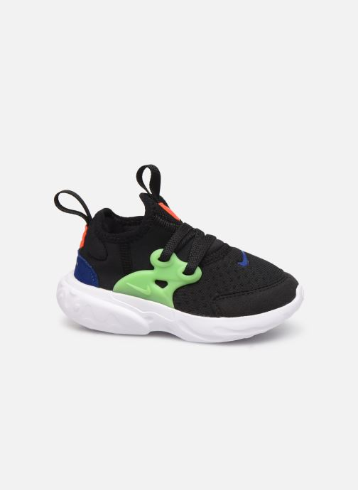 Deportivas Nike Nike Rt Presto (Td) Negro vistra trasera