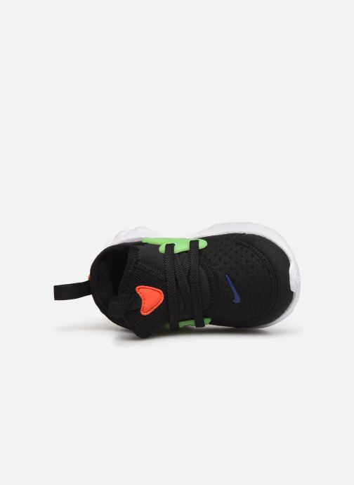 Deportivas Nike Nike Rt Presto (Td) Negro vista lateral izquierda