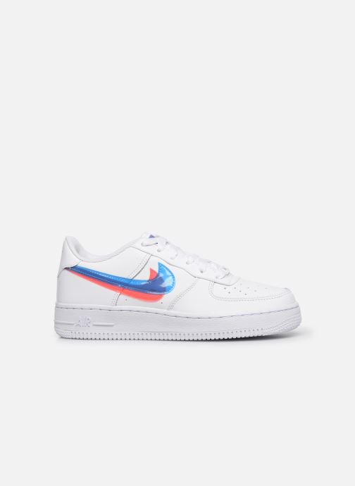 Sneakers Nike Air Force 1 Lv8 Ksa (Gs) Wit achterkant