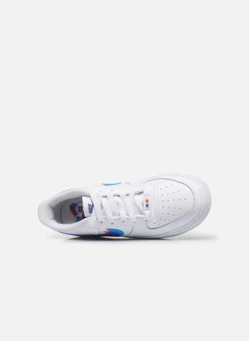 Sneakers Nike Air Force 1 Lv8 Ksa (Gs) Wit links