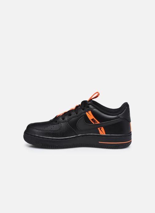 Baskets Nike Air Force 1 Lv8 Ksa (Gs) Noir vue face