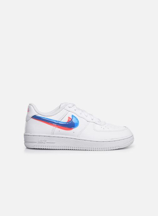 Sneaker Nike Nike Force 1 Lv8 Ksa (Ps) weiß ansicht von hinten