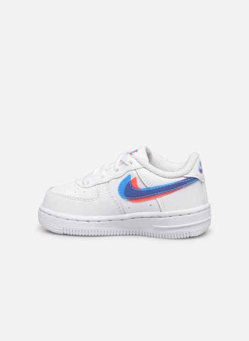 Baskets Nike Nike Force 1 Lv8 Ksa (Td) Blanc vue face