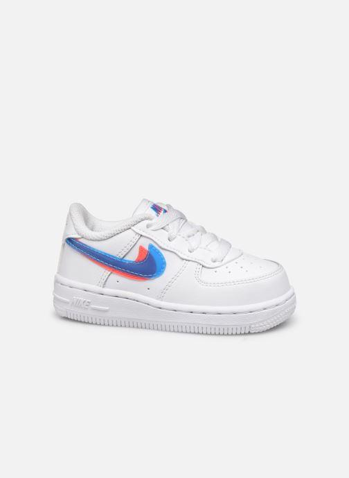 Nike Air Force 1 LV8 KSA (GS) white blue hero bright crimson