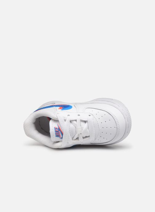 Baskets Nike Nike Force 1 Lv8 Ksa (Td) Blanc vue gauche