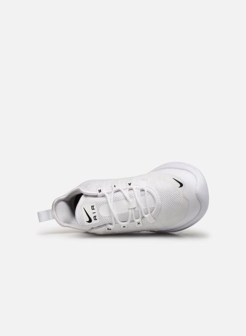 Sneaker Nike Nike Air Max Axis (Ps) weiß ansicht von links