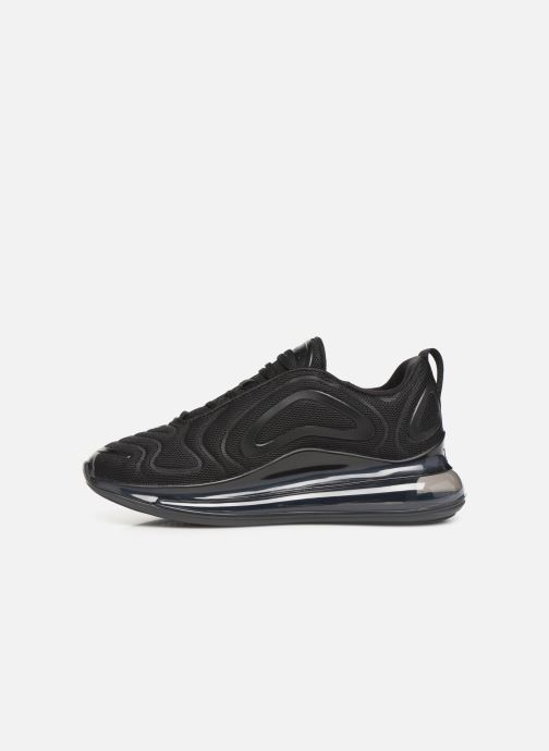 Baskets Nike Nike Air Max 720 (Gs) Noir vue face